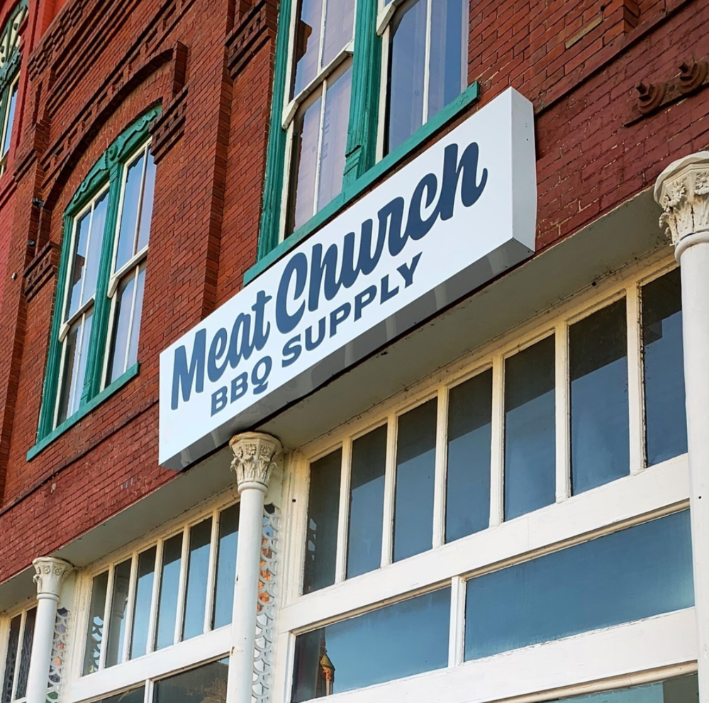 Meat Church Flagship Store