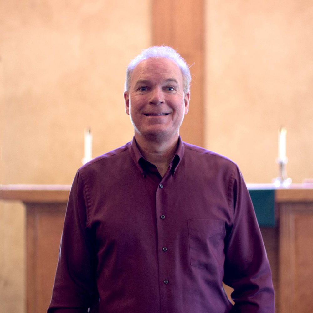 Pastor John Witkop  Senior Pastor