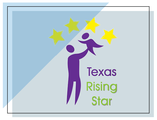 we are trs certified - Texas Rising Star is a quality rating and improvement system for Texas early childhood programs.Learn more