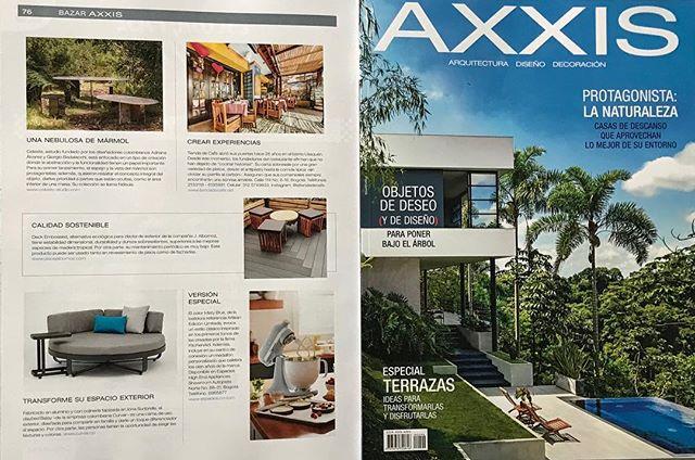 @studio.celeste en nota Bazar de revista @revistaaxxis ⚡️⚡️⚡️🔥🔥🔥 #edicion diciembre