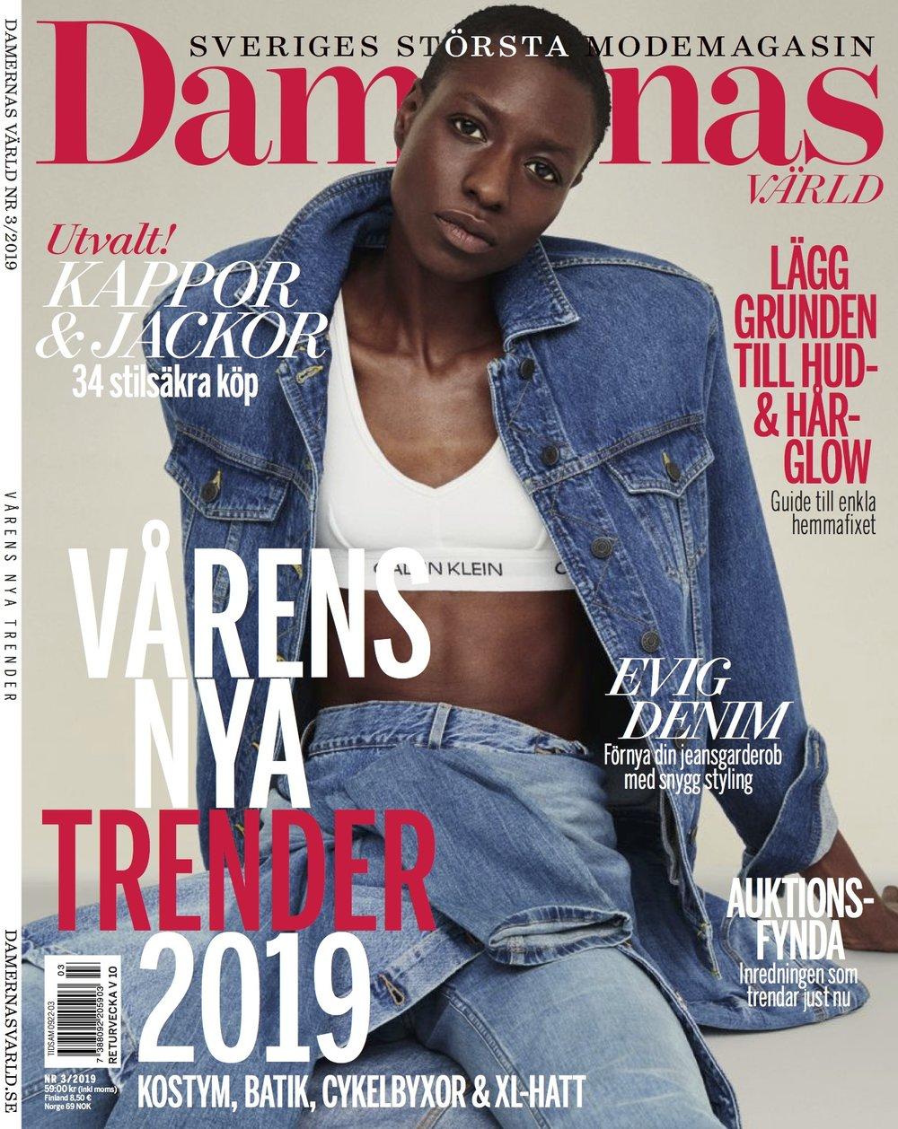 AMERICAN VINTAGE - DAMERNAS VÄRLD NR 3/2019