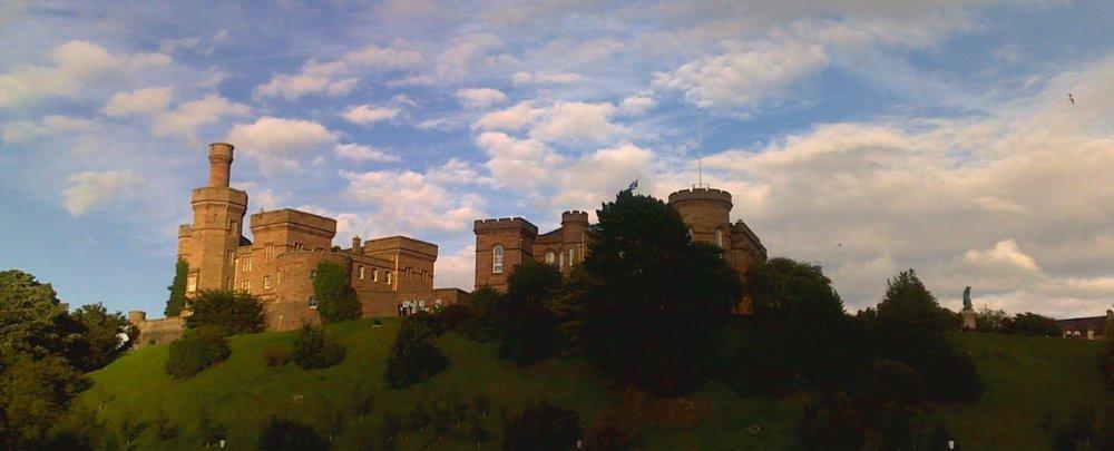 Inverness+Castle