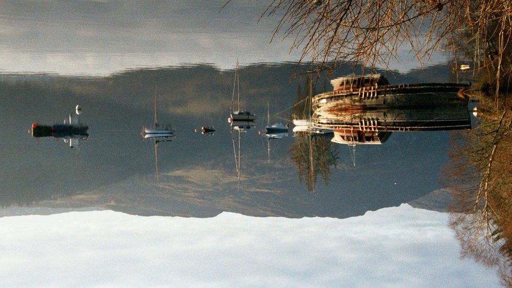 Morning on Loch Ness