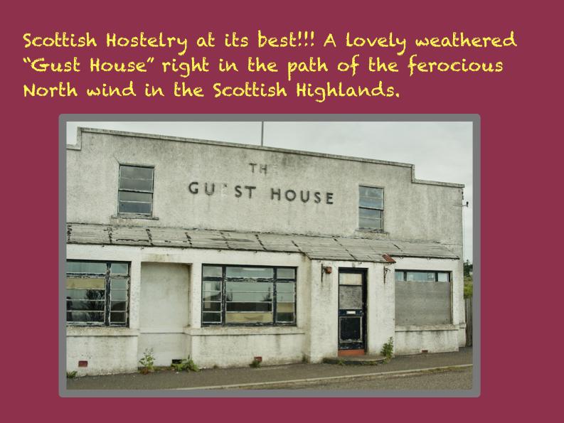 Scottish hostelry at its best