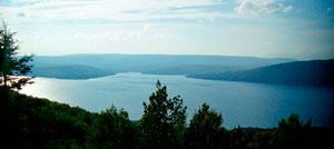 Great Bras d'or Lake