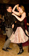 Findhorn Hogmanay Dancers