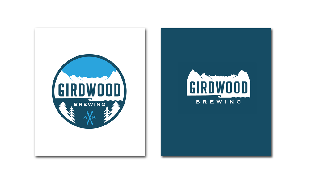Girdwood Brewing Logo