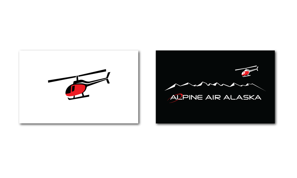Alpine Air Alaska Logo