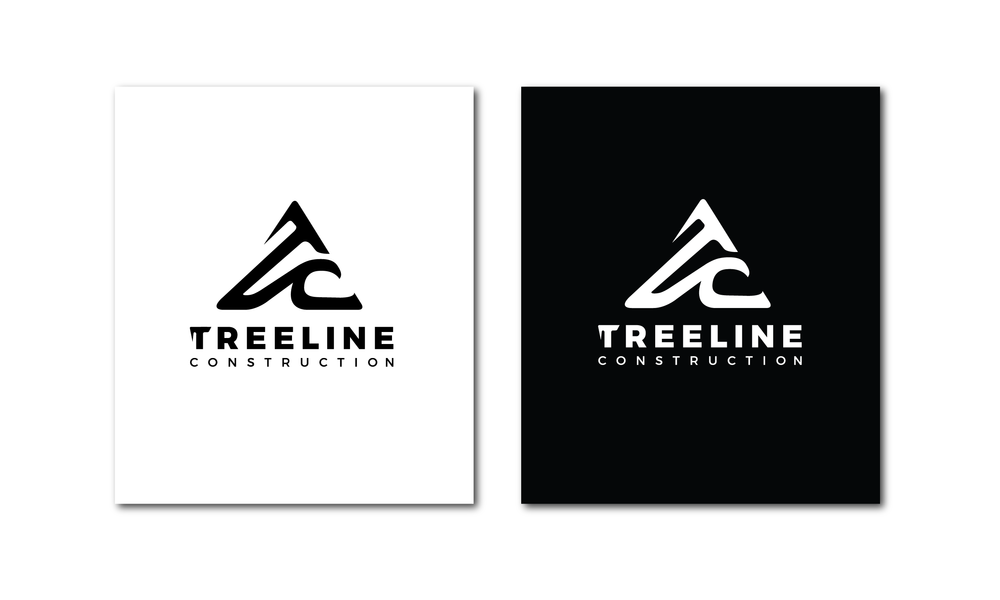 Treeling Construction Logo