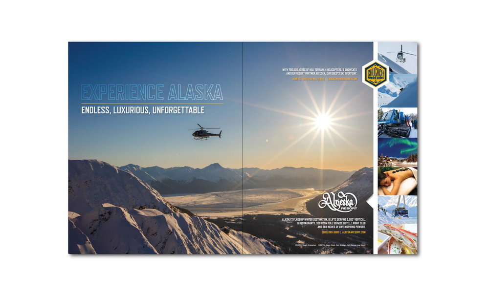 Chugach Powder Guides & Alyeska Powder AD