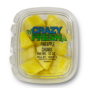 PINEAPPLE CHUNKS - 15 OZ. —80210 | 32 OZ. — 80205