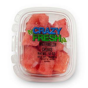 WATERMELON CHUNKS - 15 OZ. — 80370