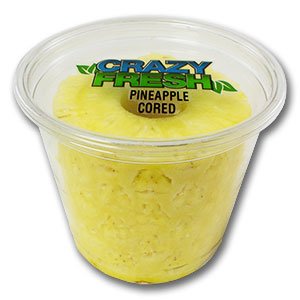 PINEAPPLE CORED - 16 OZ. — 80230
