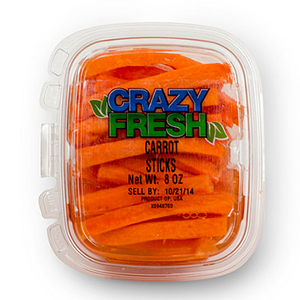 CARROT STICKS - 12 OZ. — 82102