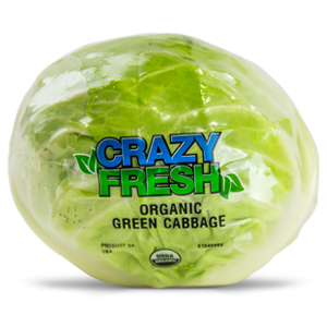 GREEN CABBAGE - 3/1 CT. — 56518