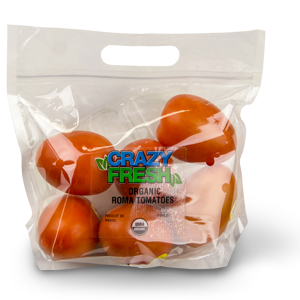 ROMA TOMATOES - 3/6 CT. — 56526