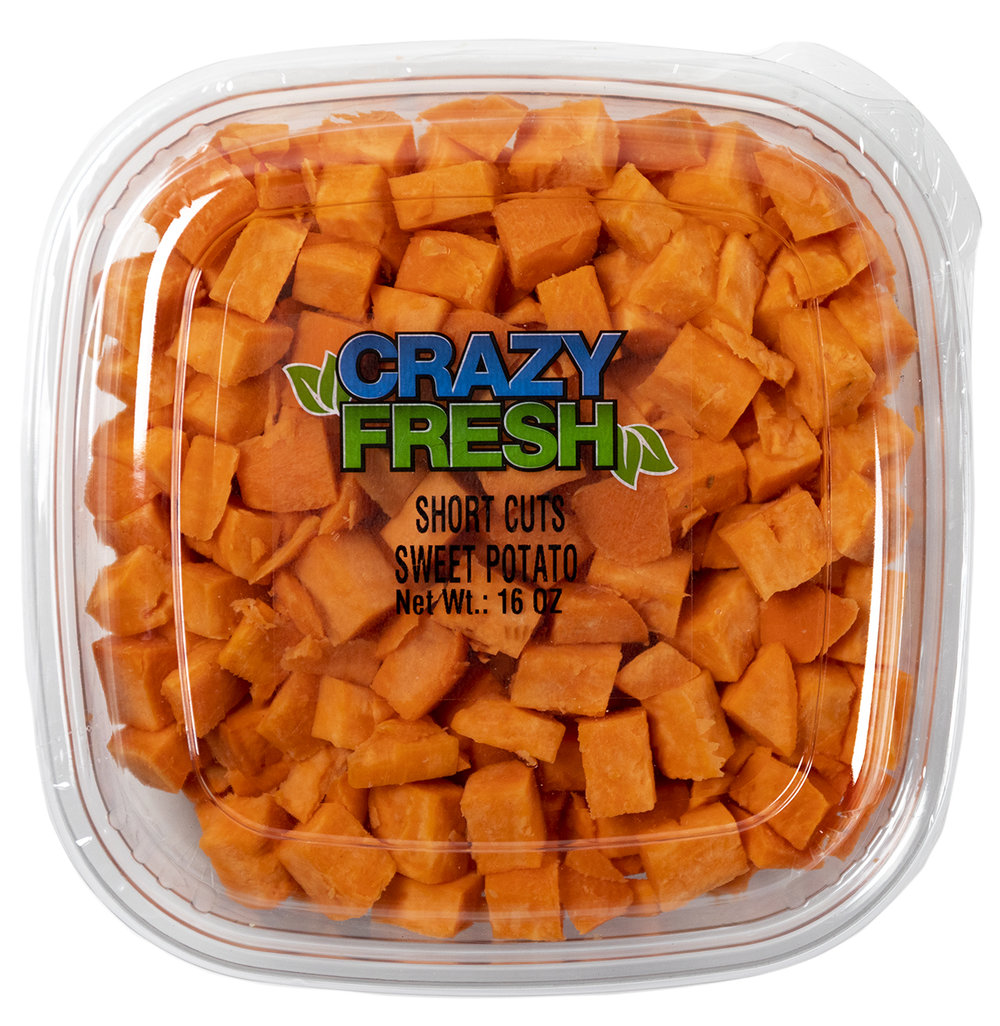 SWEET POTATO CHUNK - 16 OZ. — 81212