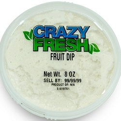FRUIT DIP - 8 OZ. — 81645