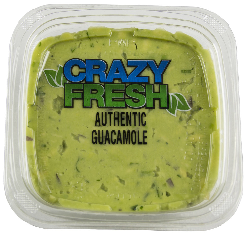 AUTHENTIC GUACAMOLE - 10 OZ. — 80925