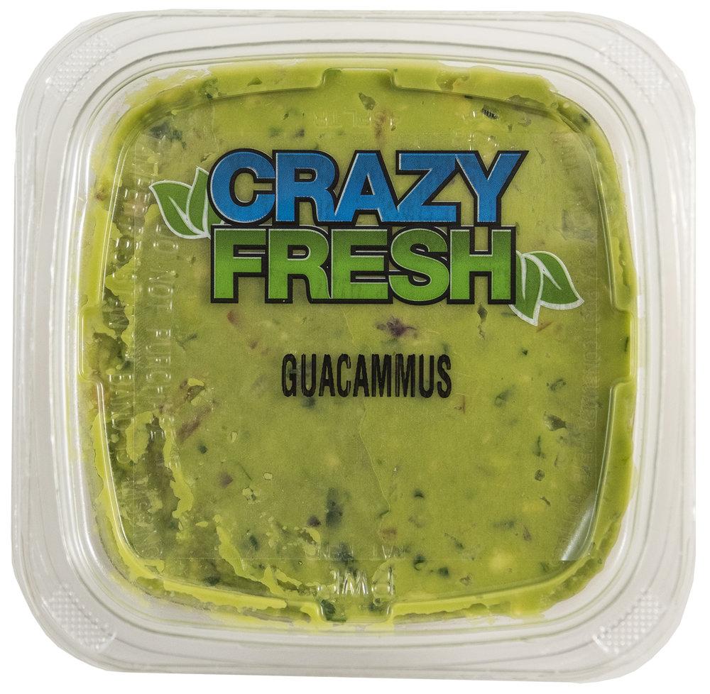 GUACAMMUS - 10 OZ. — 80971