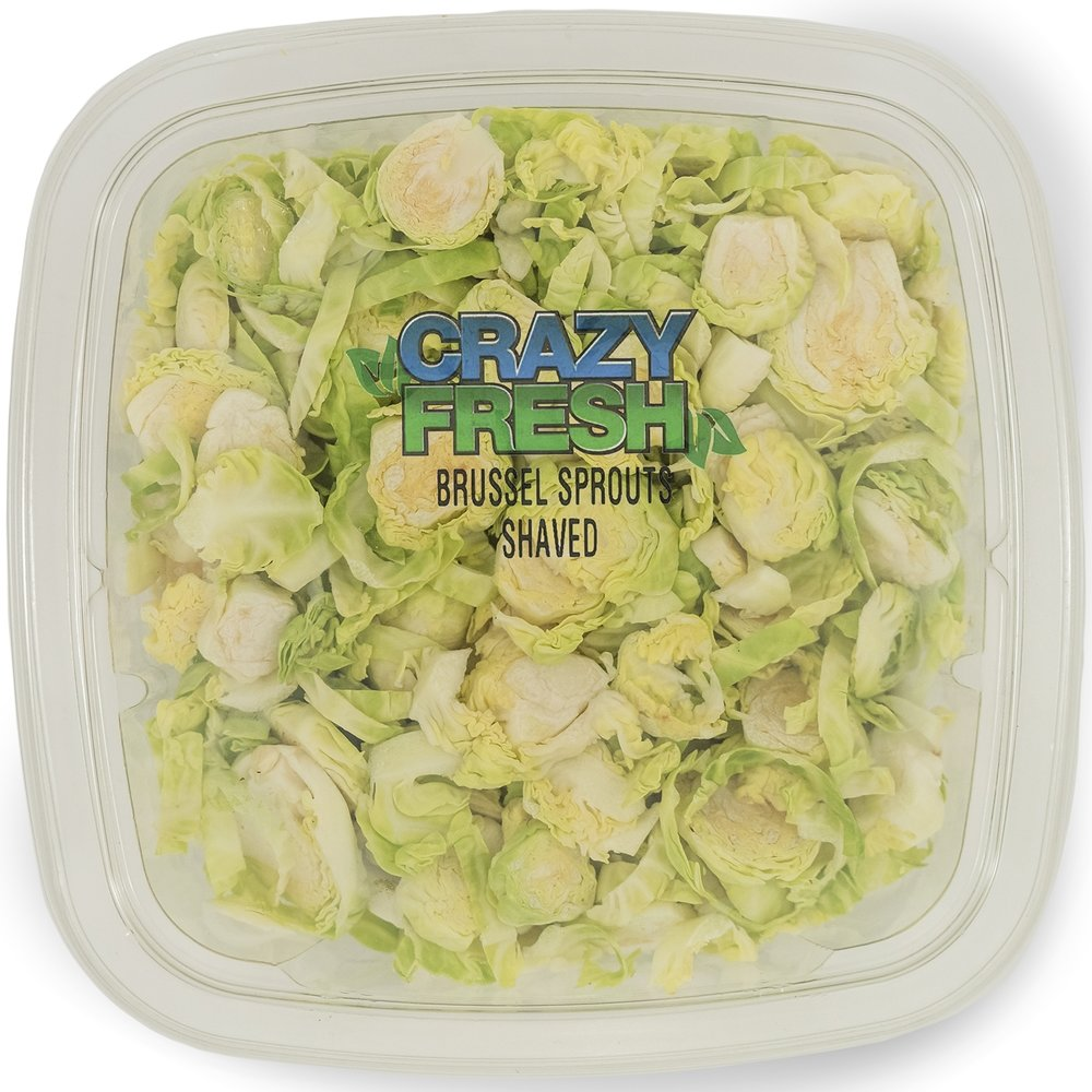 BRUSSEL SPROUTS - 12 OZ. — 81220
