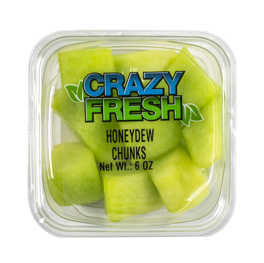 HONEYDEW CHUNKS - 6 OZ. — 80110