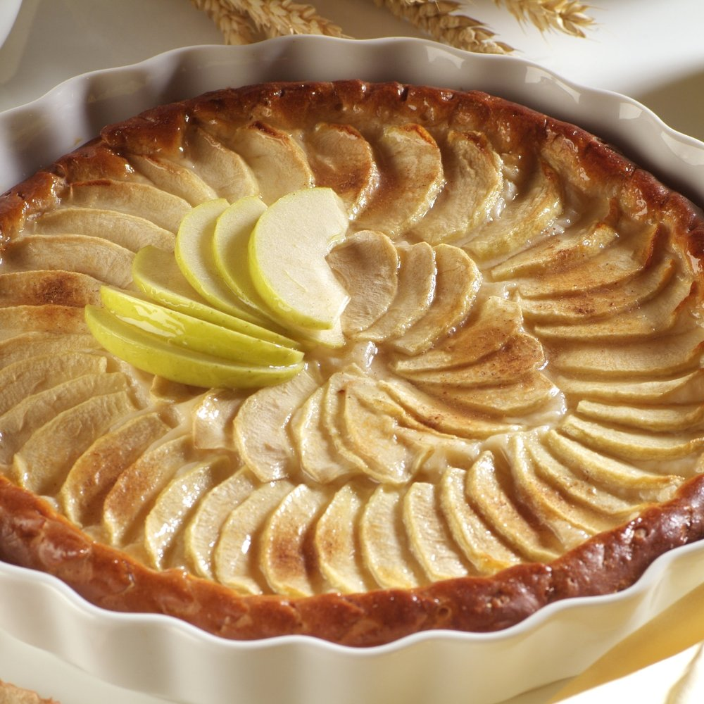 Apple Tart -