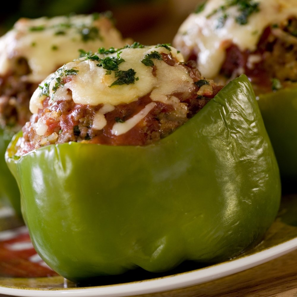 Stuffed Peppers -