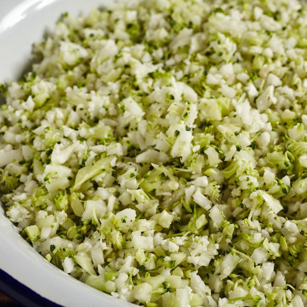 Cauliflower Rice -