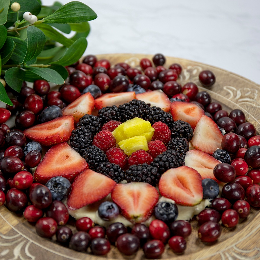 Fruit Pizza -