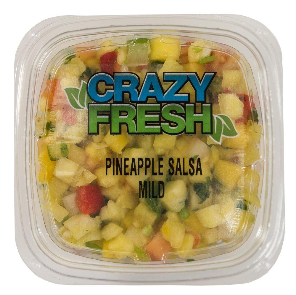 PINEAPPLE SALSA - 14 OZ. — 82035