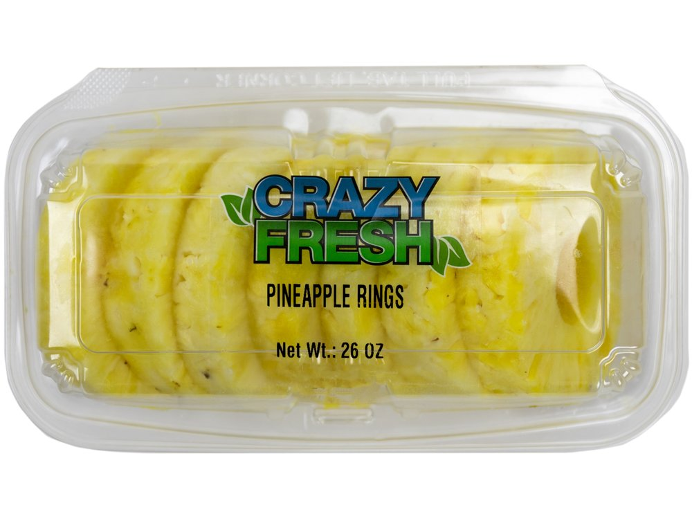 PINEAPPLE RINGS - 26 OZ. — 80211