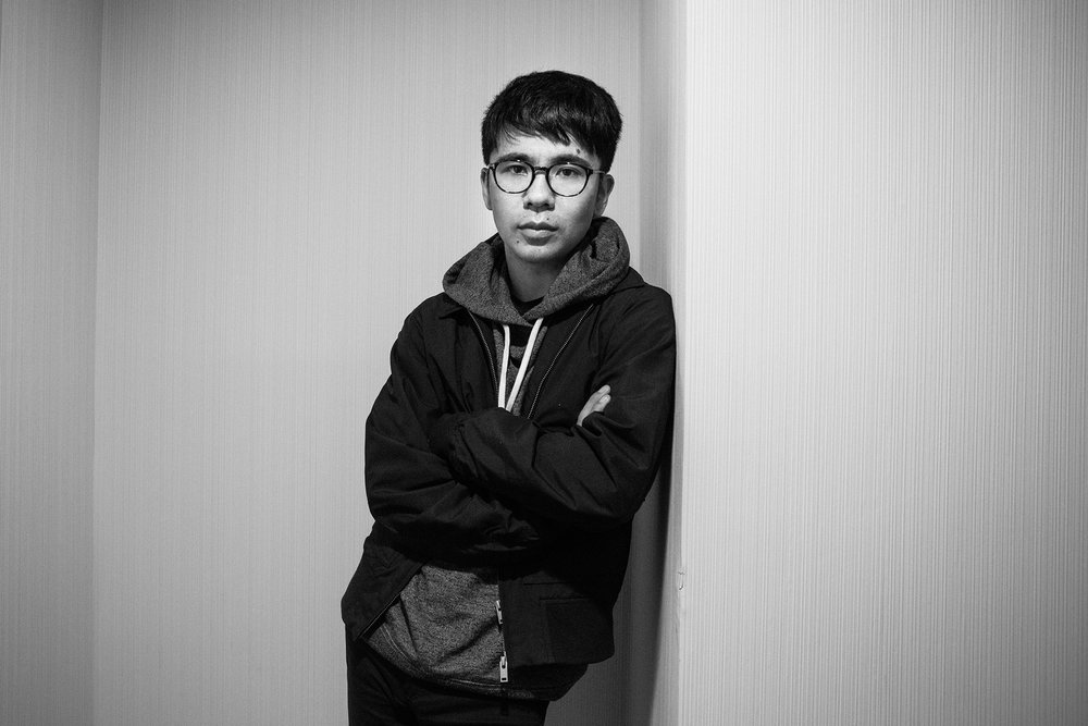 """Ocean Vuong, a poet and essayist, is the author of """"Night Sky with Exit Wounds,"""" which won the 2016 Whiting Award."""