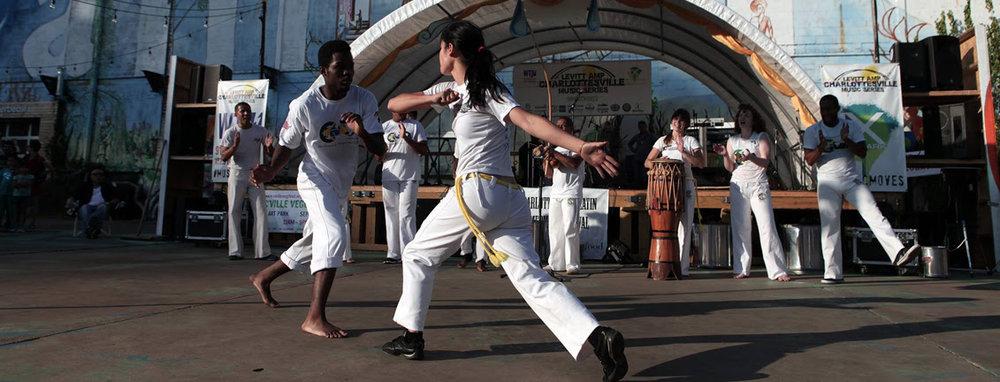 Monday - Capoeira Resistência - 4:30 - 6:30 PM Indoors