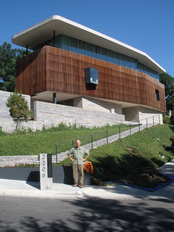 Completion of $3M custom home gives Cougar a lot of experience in all phases of construction.