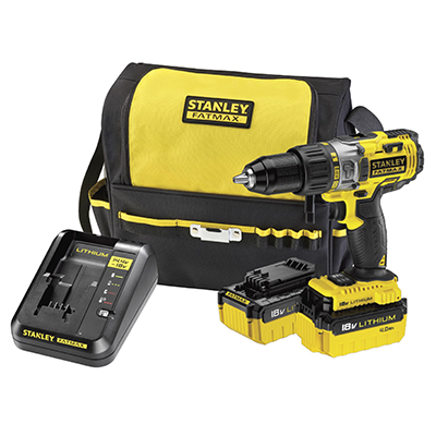 Cordless Drill with Hammer