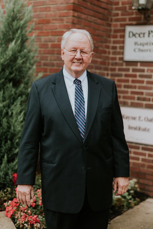 Rev. Dr. David Platt - Pastor