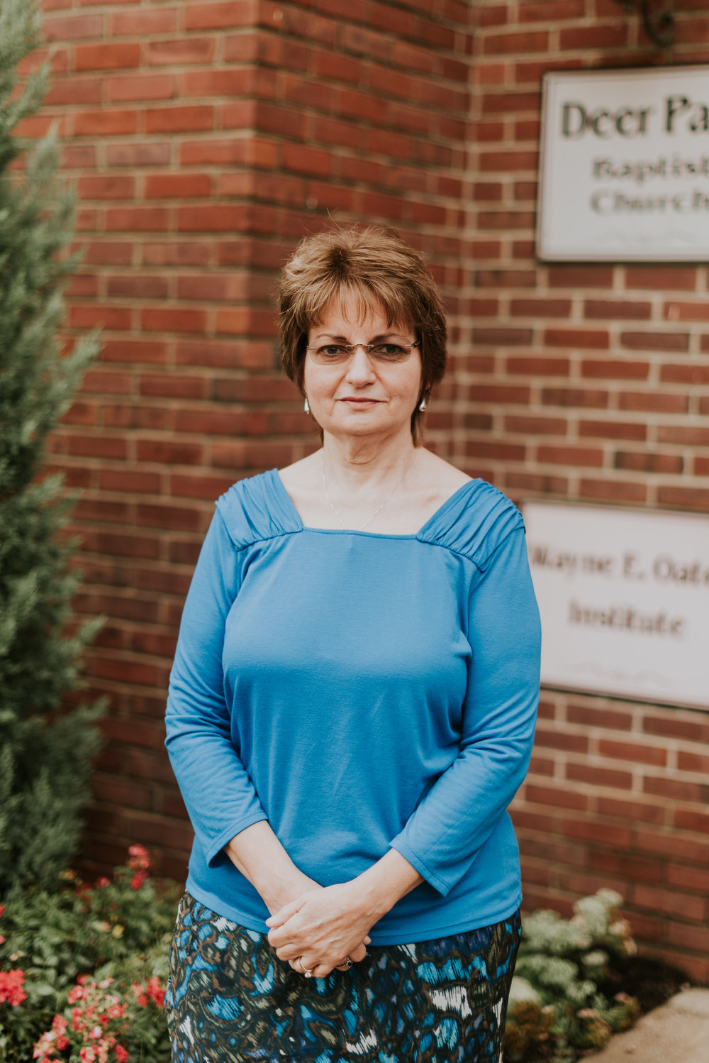 Mrs. Mary Ransdell - Office Manager
