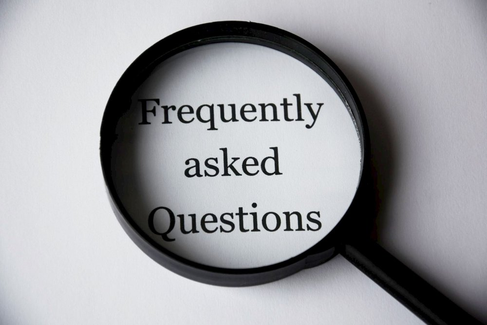- Other frequently asked questions.