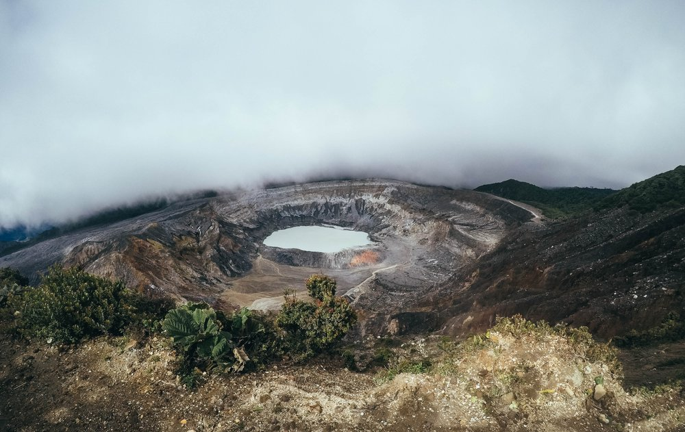 Poás Volcano -