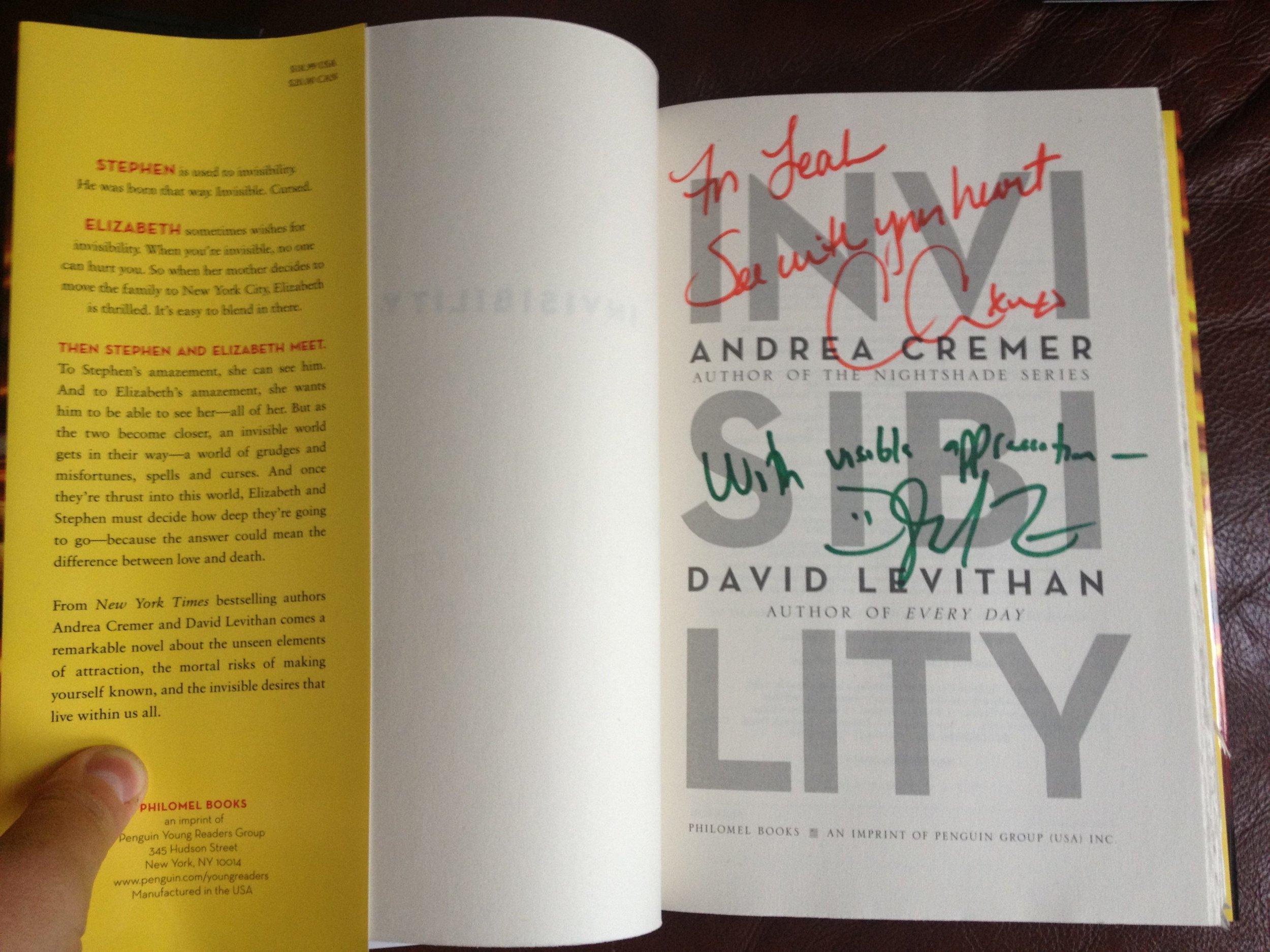 david-levithan-andrea-cremer-invisibility