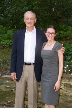 Rev. Poorman and Meg Eubank
