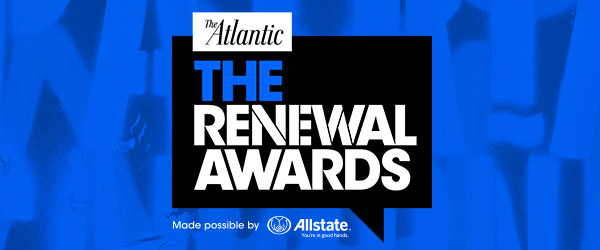 Welcoming the Stranger is excited to be a winner of the Renewal Awards from The Atlantic and Allstate! Click above to read the article about us in The Atlantic, and click here to read about the Renewal Awards announcement:  Nonprofit Winners Announced