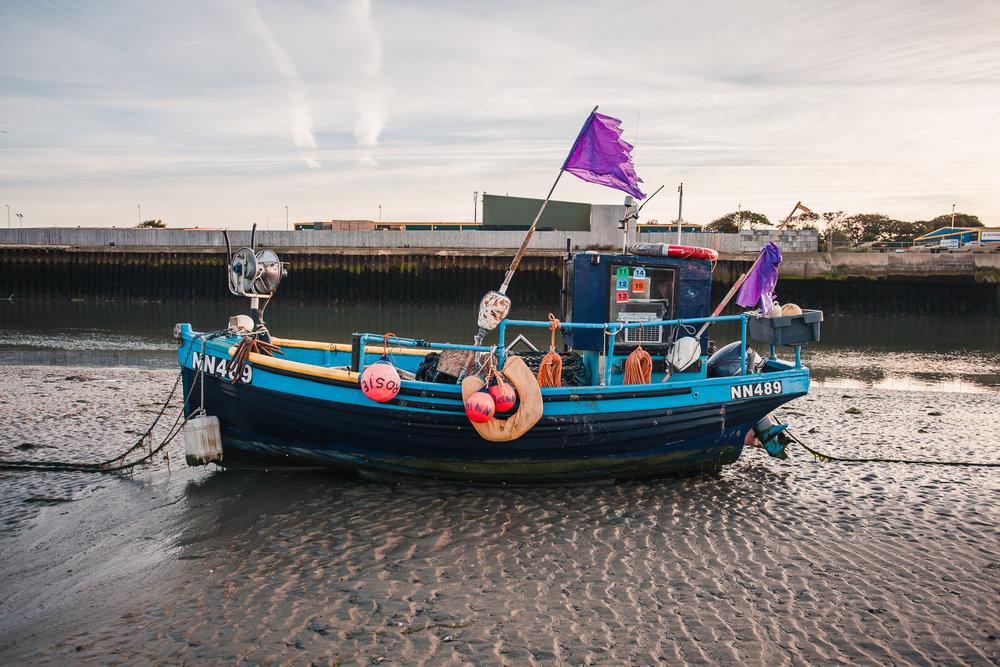 fishing boat 2, shoreham-by-sea, sussex, uk 2016