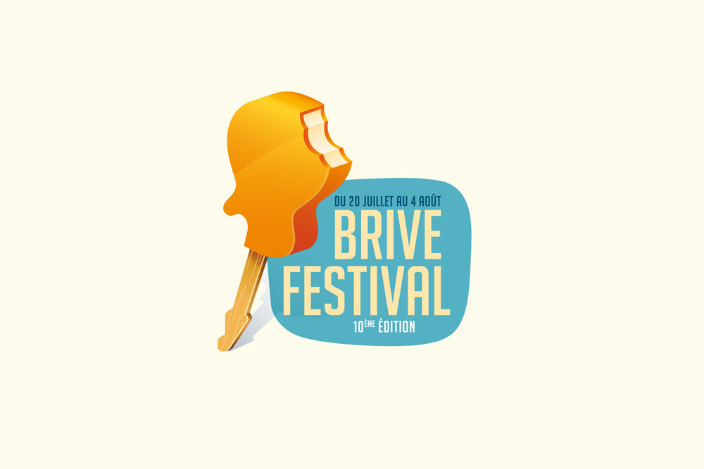 Logo Brive Festival