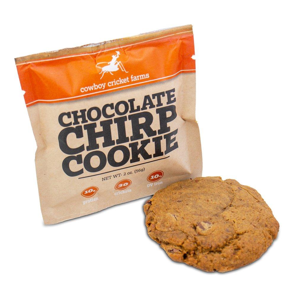 Chocolate Chirp Cookie -