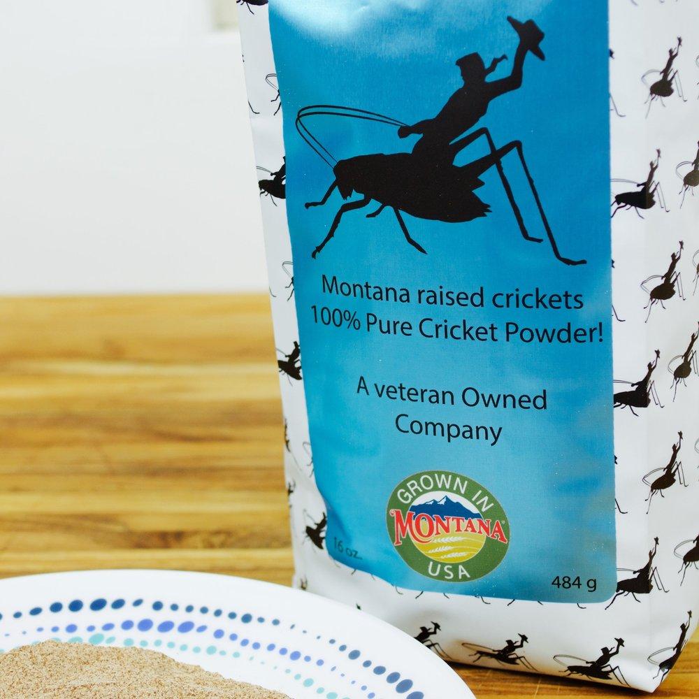 100% Cowboy Cricket Powder -