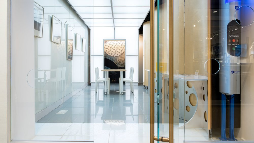 Our showroom is located in the New York Design Center in Midtown Manhattan, where our clients and their architects and designers receive inspiration for their projects from our wide selection of materials, finishes and their unique applications. A visit to our Design Gallery provides not only a direct experience of the high quality of our work, but also gives potential clients a sense of the high quality of our personal service and our ability to tailor our products to their needs.