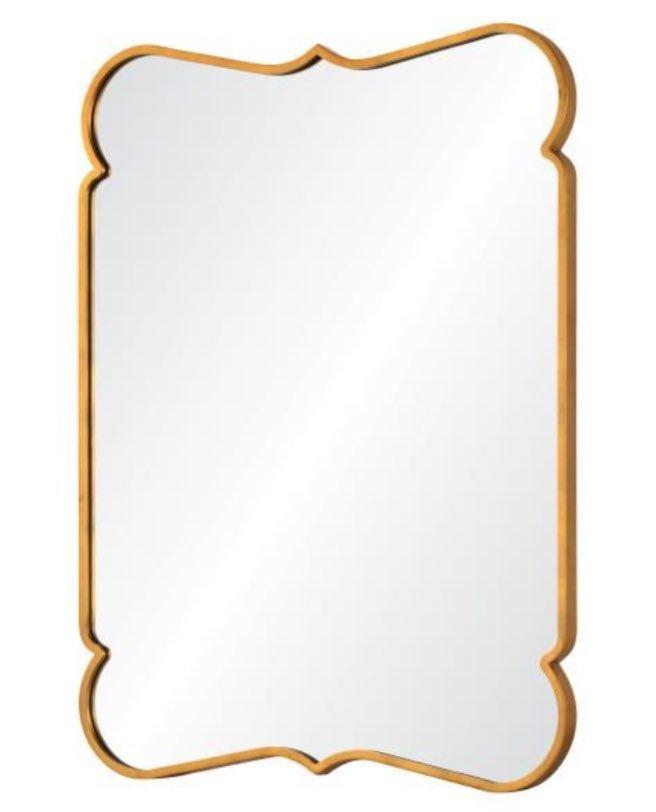 Pick 15- @MirrorImageHome's gilded Iron Mirror .jpg