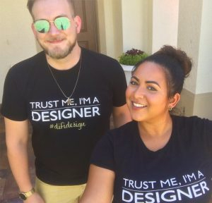 Bianca and Matt from DiFi Design  (above and leading image ) are returning for their 2nd HPMKT. (photo DiFi Design)